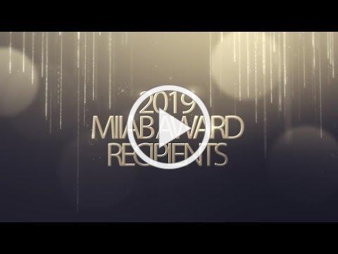 2019 MIIAB Award Winners