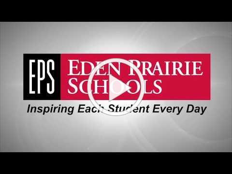 Eden Prairie High School Principal's Welcome