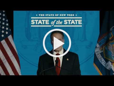 Governor Cuomo Outlines 2021 Agenda: Reimagine, Rebuild, Renew