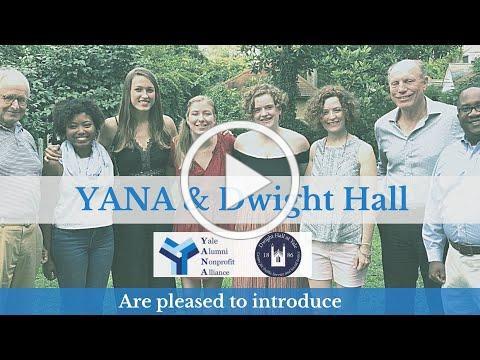 Meet the 2020 YANA Dwight Hall Summer Fellows