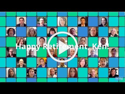 Ken Lane's Retirement VidHug Video