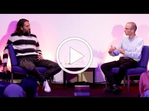 The Future of Education - Yuval Noah Harari & Russell Brand - Penguin Talks