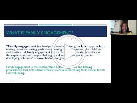 Engaging Families During COVID-19: The 4 C's To Connecting and Supporting Families