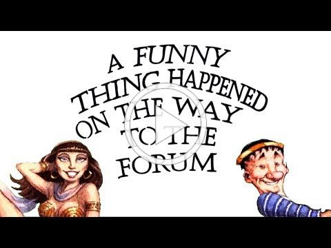 A Funny Thing Happened on the Way to the Forum Trailer (MNM Theatre Company)