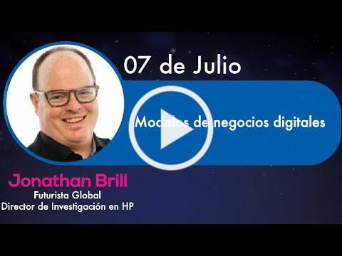 """SU Virtual Summit Chile - Jonathan Brill - """"Modelos de Negocios Digitales"""""""