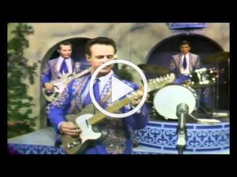 """Buck Owens & His Buckaroos - """"I've Got A Tiger By The Tail"""""""