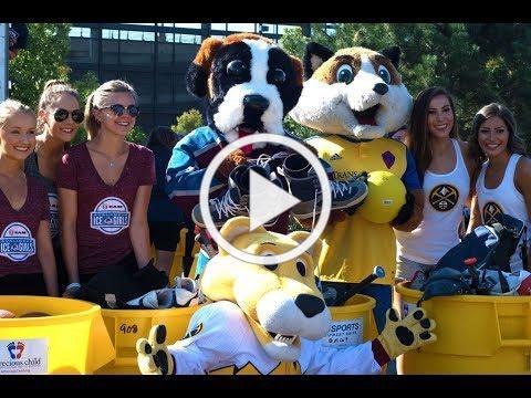 2019 giveSPORTS Equipment Drive- Kroenke Sports Charities Promo