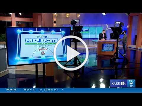 WATCH: KARE 11 Prep Sports Extra 10/4/2019