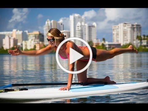 SUP Lower Body Workout