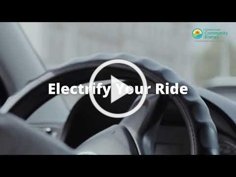 Electrify Your Ride & Charge Your Ride