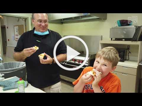 Fun Friday - Muffin Tin Pizzas