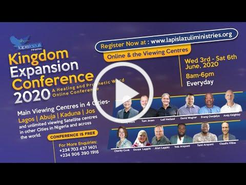 Kingdom Expansion Conference 2020 (Short Video Clip)