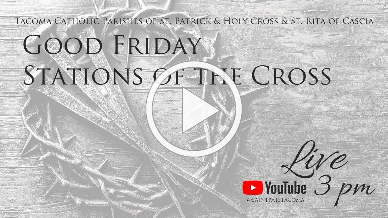 Good Friday Stations of the Cross with Fr. David Mulholland