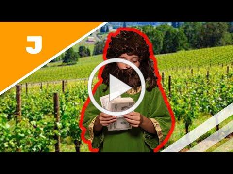 The Parable of the Vineyard Workers | Q8L12