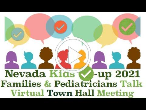 Nevada Kids Check Up 2021: Families and Pediatricians Talk