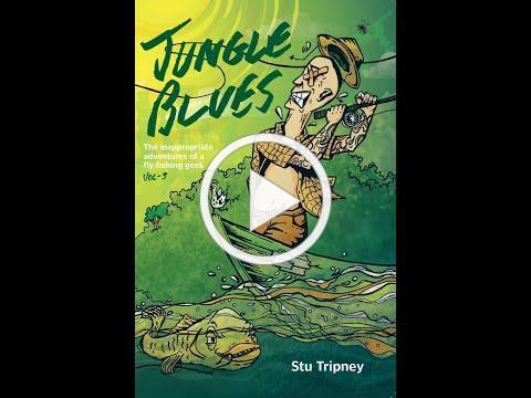 JUNGLE BLUES vol-3 ADVENTURE,TRAVEL, FISHING - NON FICTION BOOK