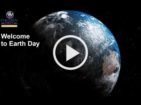 Children First's Staff Wellness Committee Presents: Earth Day 2021