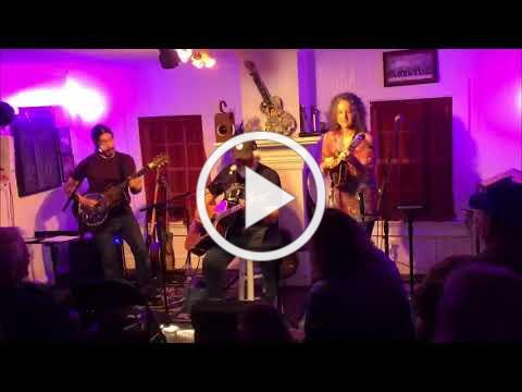 BIG SANDY RIVER performed by Martin Garrish & Coyote April 6 2018