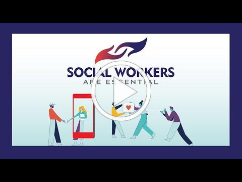 Social Workers Are Essential - 60 Second Version