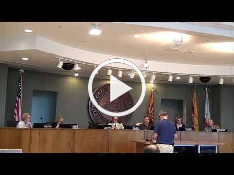 Pima County Assessor Bill Staples calls on Board of Supervisors to be honest about taxes increases