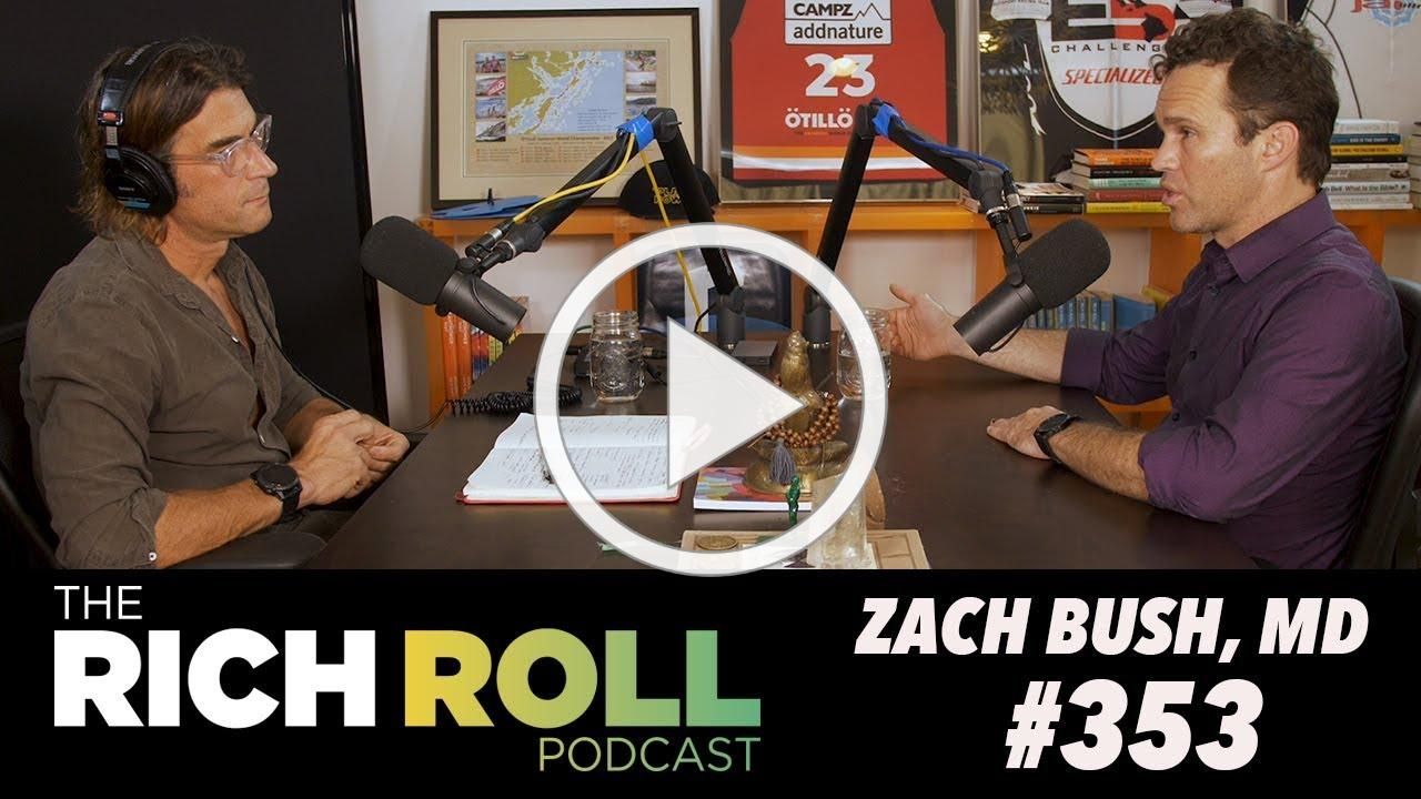 GMOs, Glyphosate & Gut Health: Zach Bush, MD | Rich Roll Podcast