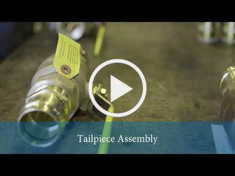 Milwaukee Valve Company UltraPress Valve Assembly and Testing