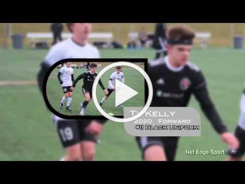 Ty Kelly 2020 Soccer