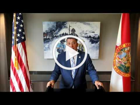 Florida Professional Firefighters - President Wayne Bernoska - 2020 Legislative Session, Week 9
