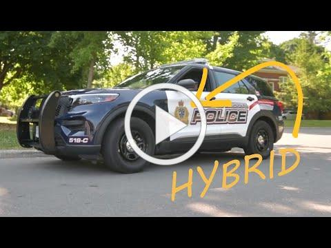 New Hybrid Police Cruisers to Hit the Road in Waterloo Region