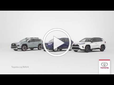 Toyota RAV4 Family - Rory O'Shea Voice Over