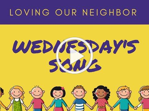 VBS 2020 Wednesday Songs/Compassion