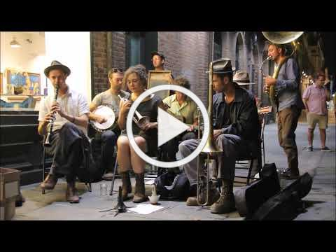 Tuba Skinny - Jubilee Stomp - Royal Street I 2018