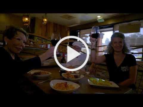 """La Mesa Live"" Visits Cucina Basilico"
