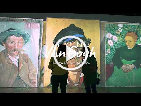 Beyond Van Gogh OC: The Immersive Experience