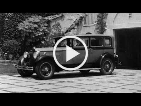 Packard Self Parking Car