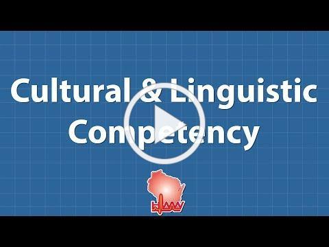 Cultural & Linguistic Competency