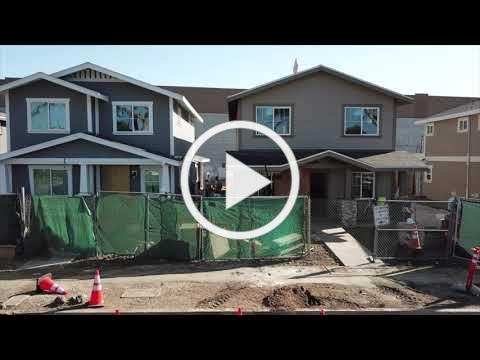 Drone Footage of Habitat LA's Culver City Development