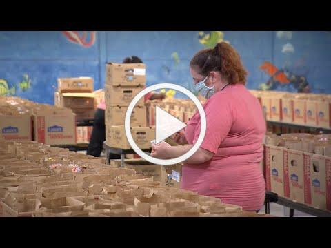 Food and Hunger During a Pandemic: School Lunch Impact
