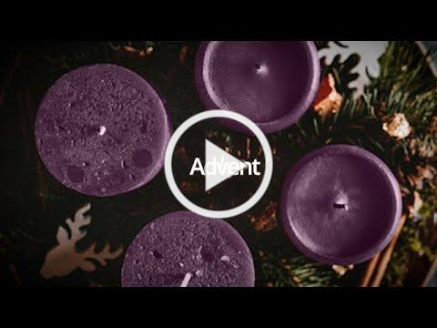 Advent: A Message from Bishop Rickel