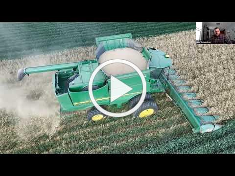 Relay-Cropping Rye and Soybeans - 2021 Virtual Annual Conference