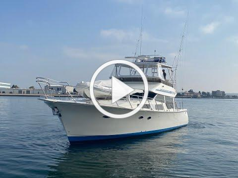 New Listing! Mikelson 50' Luxury Sportfisher
