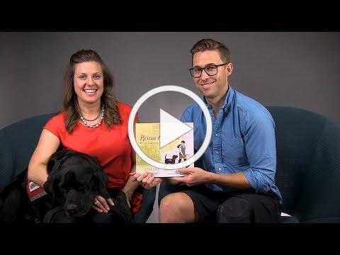 Rescue and Jessica: A Life-Changing Friendship Book Trailer