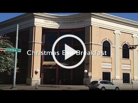 Christmas Breakfast for the Homeless