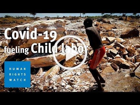 Covid-19's impact on Children's Rights