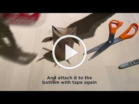 Oshogatsu Craft Corner: Make Your Own Ox!