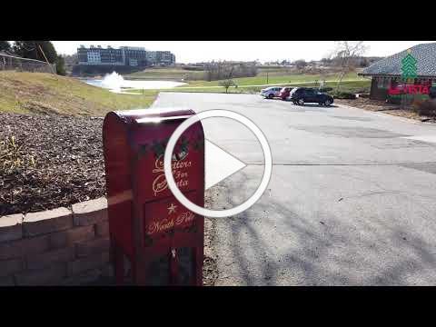 Santa's Mailbox has arrived!