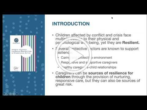 Webinar | Strengthening Family & Caregiving Environments-CPMS Standard 16 in the Context of COVID-19