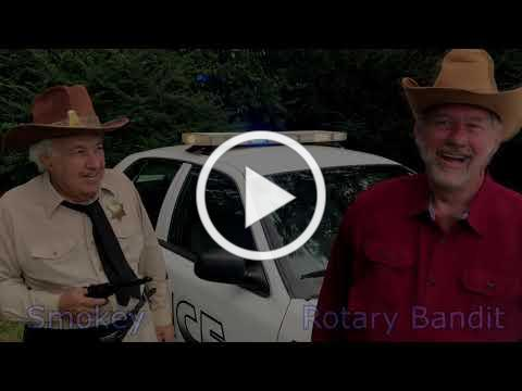 Smokey and the Rotary Bandit 4- Rotary District 6900 Conference 2019