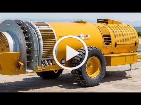 Air-O-Fan Customer Video