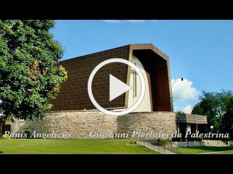 Panis Angelicus Giovanni Palestrina